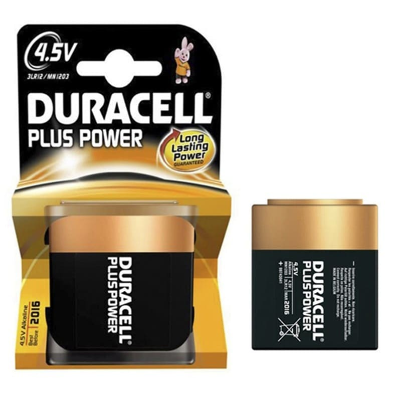 Pilas alcalinas DURACELL PLUS POWER LR12 - Petaca