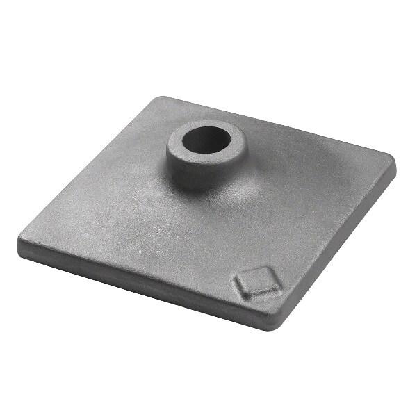 Placa de apisonar para portaherramientas SDS-MAX Bosch de 150x150mm