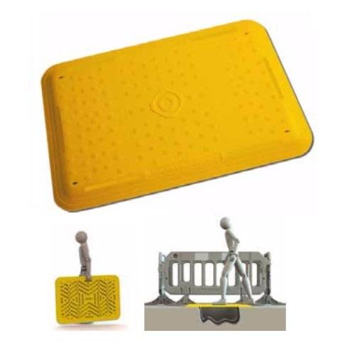 Placa salva zanjas BASIC de 120x80cm - 400kg