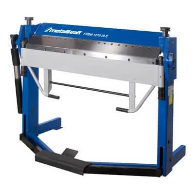 Plegadora de chapa manual Metallkraft FSBM 1020-25 E  - Referencia 3772125
