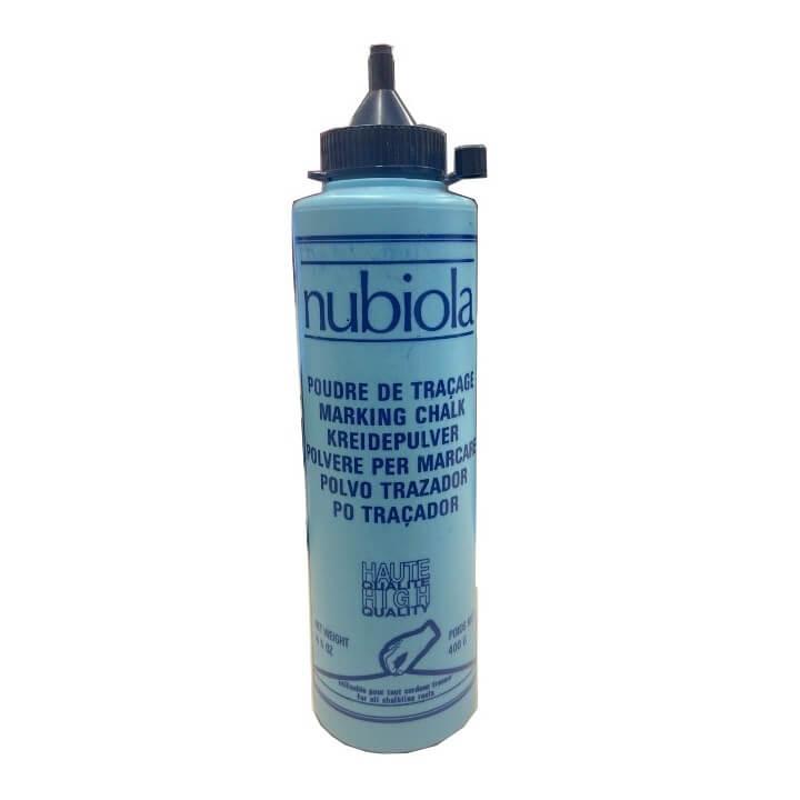 Polvo Azul Marcador Líneas Nubiola 400g