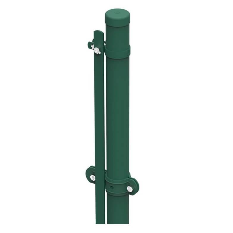 Poste tensor arranque de Ø48mm Mod. IT verde - 1'00 metros