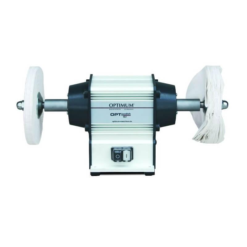 Pulidora para metales Optimum GU 20P - Monofásica - Referencia 3101540