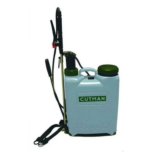 Pulverizador CUTMAN-Rubi de 12L