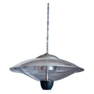 Estufa tipo seta para techo eléctrica de 2400W - Monofásica
