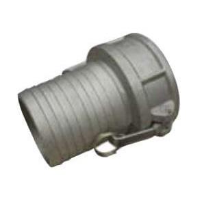 Racor camlock hembra-espiga - TIPO C - 100mm 4'