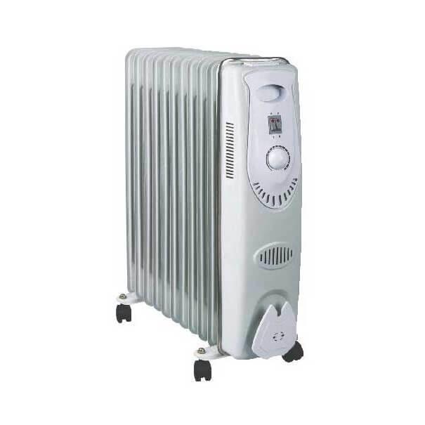 Radiador de aceite RM-9 2.000W  - Referencia MT-01514