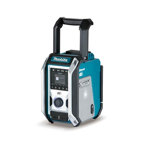Radio de trabajo Makita DMR115 7,2V - 18V CXT - LXT Bluetooth