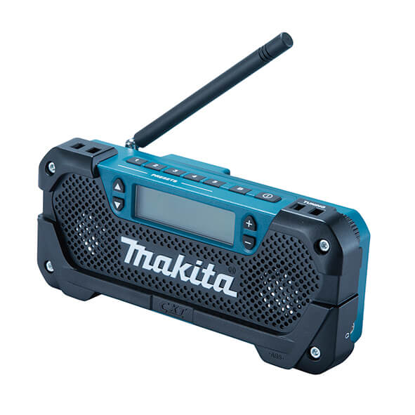 Radio de trabajo Makita MR052 12V Litio-ion