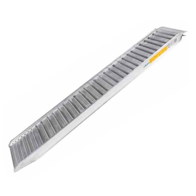 Rampas de carga en aluminio 115.30 (3000mm - 3050/3700kg)