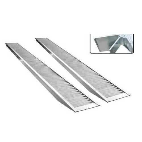 Rampas de carga en aluminio MetalWorks TRT40001 (2490x305mm - 2800kg) - Referencia 754752614