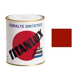 Esmalte Sintético - Rojo Ingles 555 -  4 L