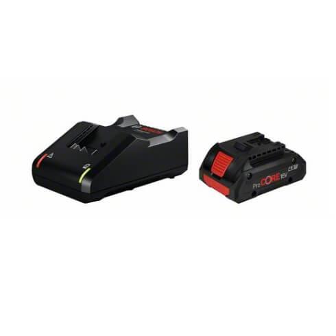 1 batería 4Ah + GAL 18V-40
