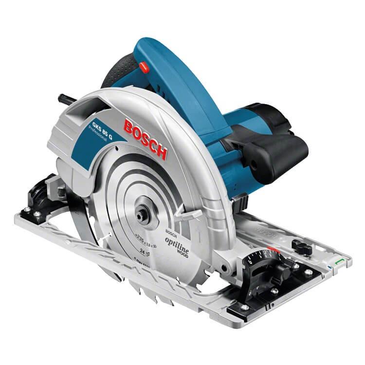 Sierra circular Bosch GKS 85 G Professional - 2.200W