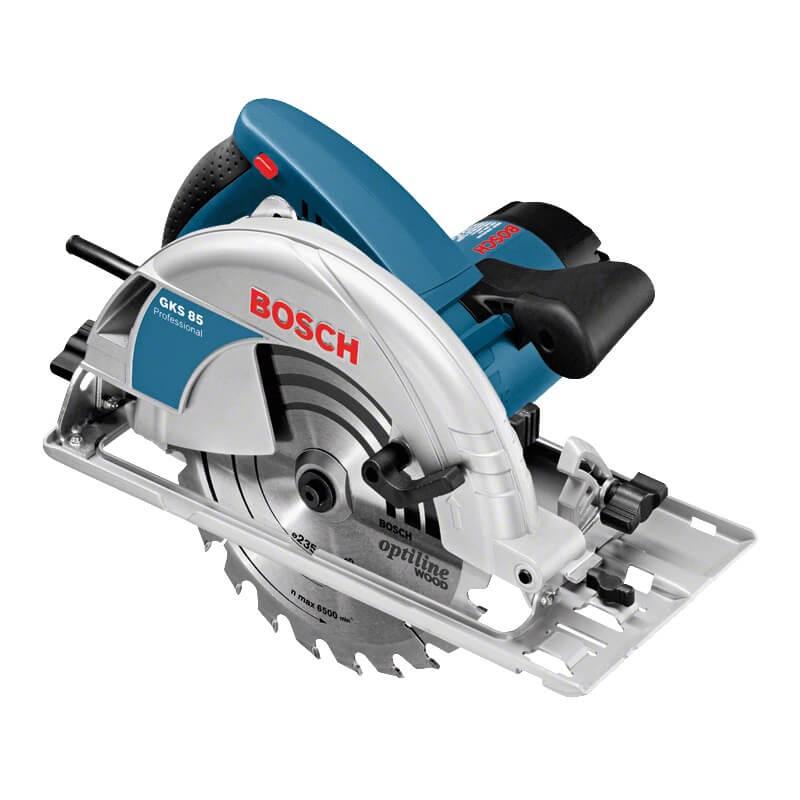 Sierra circular Bosch GKS 85 Professional - 2.200W