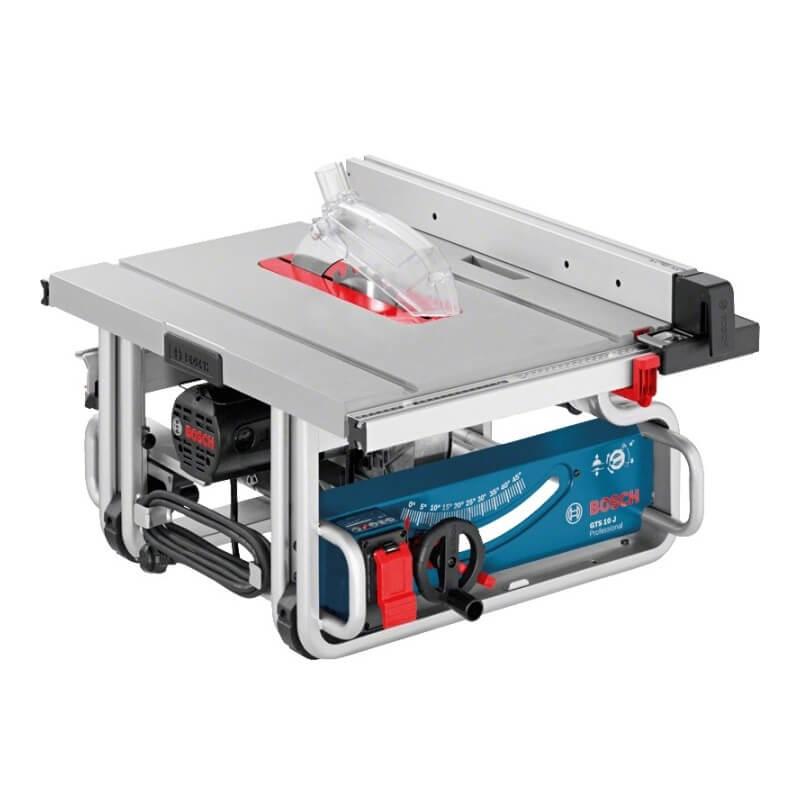 Sierra de mesa Bosch GTS 10 J Professional - 1.800W - Referencia 0601B30500