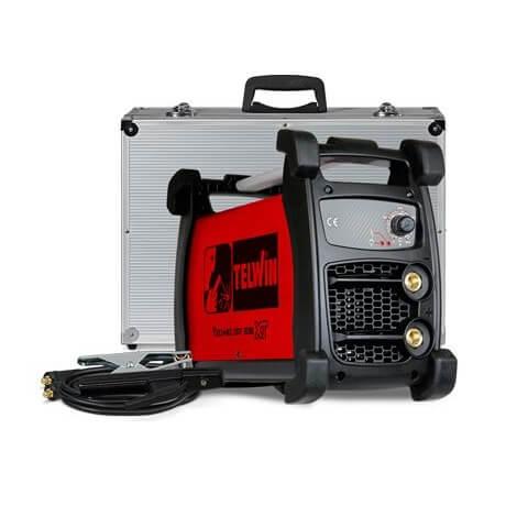 Soldadora electrodos MMA TIG Inverter TelWin Technology 236 XT