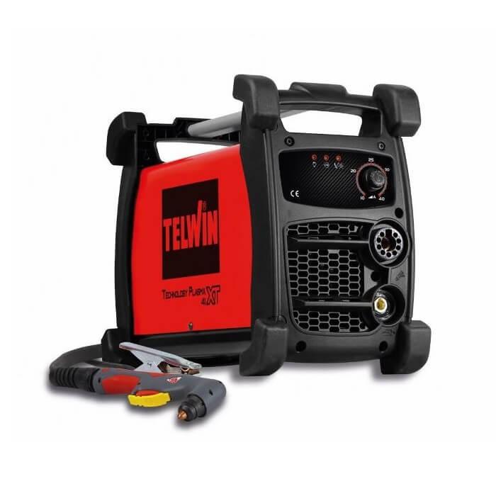 Cortadora de plasma inverter TelWin Technology Plasma 41 XT - Referencia 816146
