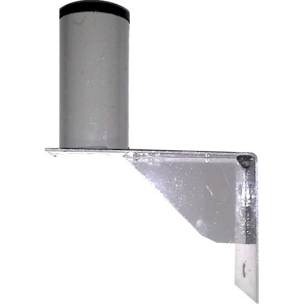 Soporte pared de Ø5cm para espejo de 60cm