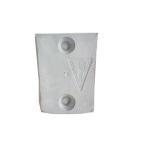 Soporte plastico diamante Block Viudez (Kit 3 unidades)