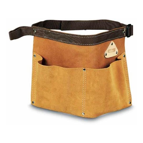 Bolsa doble de cuero para encofrador Stanley - Comprar en C.Turró 8f782b48d169