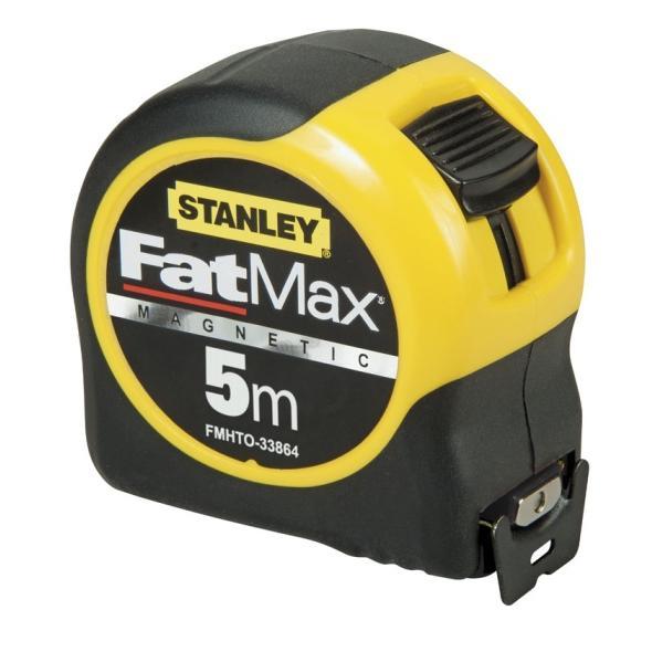 Flexómetro FatMax Blade Armor 5m x 32mm Magnético Stanley