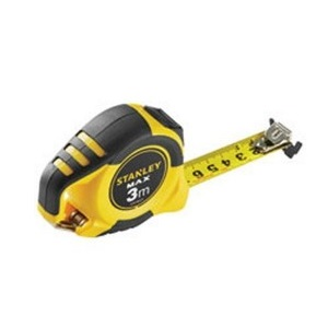 Flexómetro MAX Magnético 3m x 19mm Stanley - Referencia STHT0-36121
