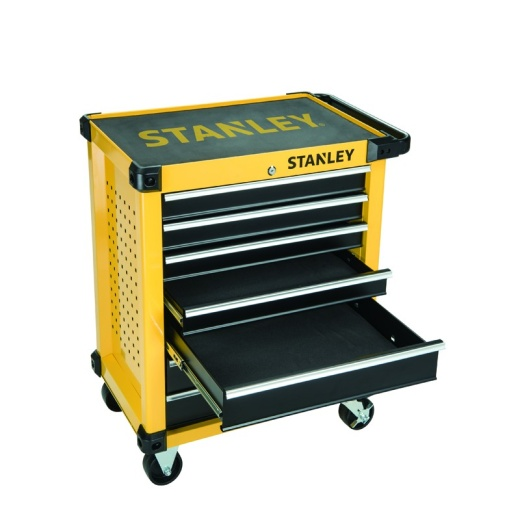 Taller móvil metálico Stanley - 7 cajones