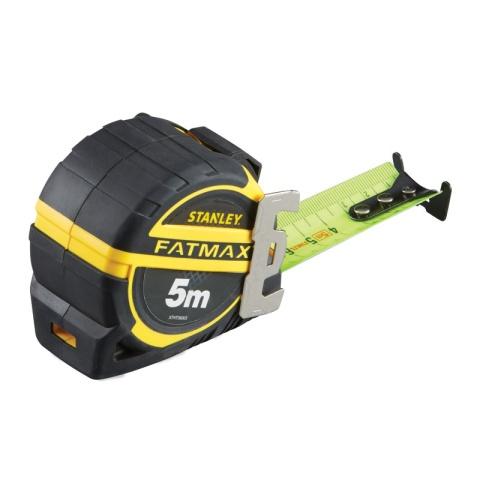 Flexómetro FatMax Pro Blade Armor ABS 5m x 32mm Stanley