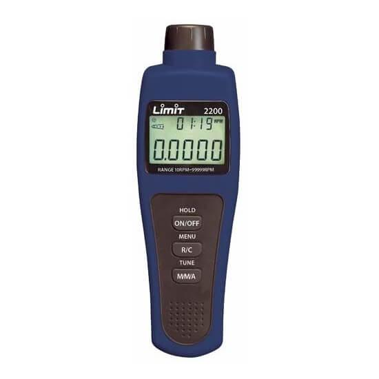 Tacómetro digital Limit 2200