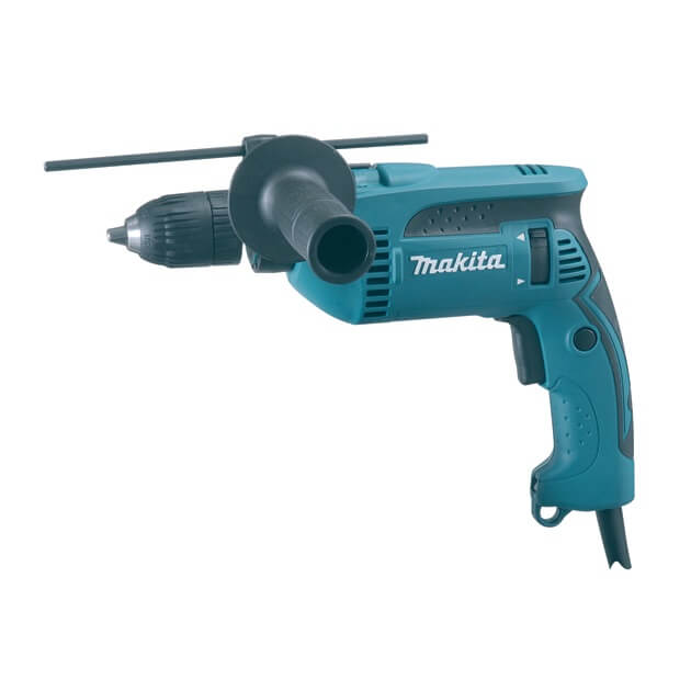 Taladro percutor Makita HP1641 680W 13mm