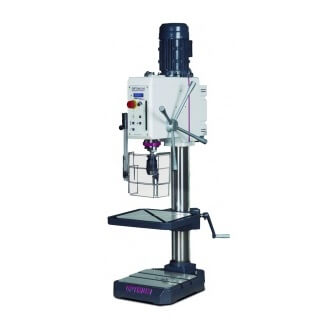 Taladro columna por engranajes Optimum DH 26 GTV - Monofásico