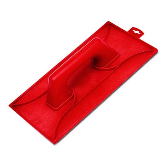 Talocha plástico Rubi Rectangular Mango Plástico Lisa 27x14 cm.