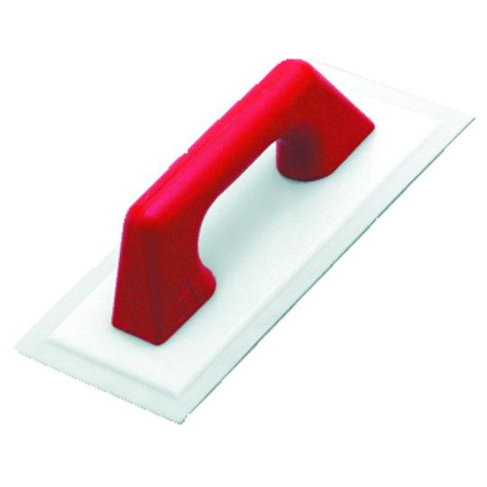 Llana Flexible Rubi Mango Plástico para Yeso - 30x14 cm.