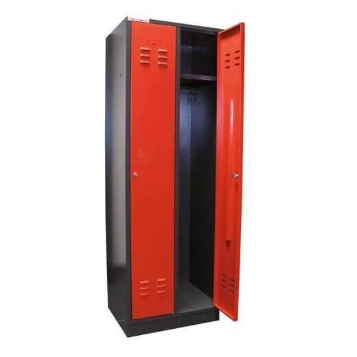 Taquilla de acero con cerradura Metalworks DEKLK2 - Referencia 856001312