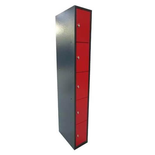 Taquilla de chapa de acero Metalworks DEKLK4 - Referencia 856400012