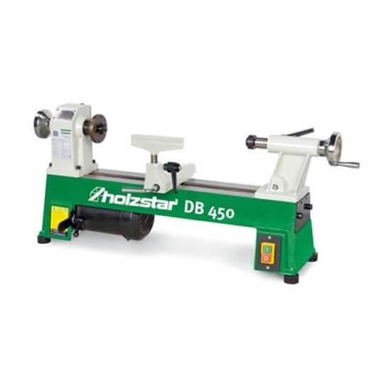 Torno para madera Holzstar DB 450 - Monofásico