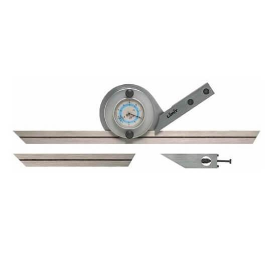 Transportador de ángulos esfera de 300 mm