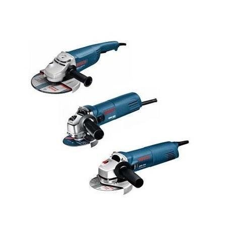 Tricombo amoladoras Bosch - GWS 22-230 JH + GWS 1000 + GWS 750