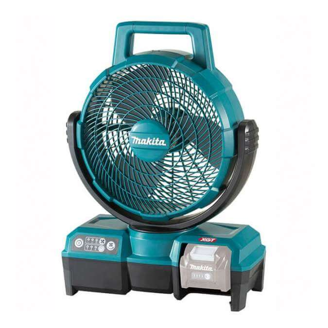 Ventilador Makita CF001GZ 40Vmáx XGT AC/DC con cabezal autobasculante - Referencia CF001GZ