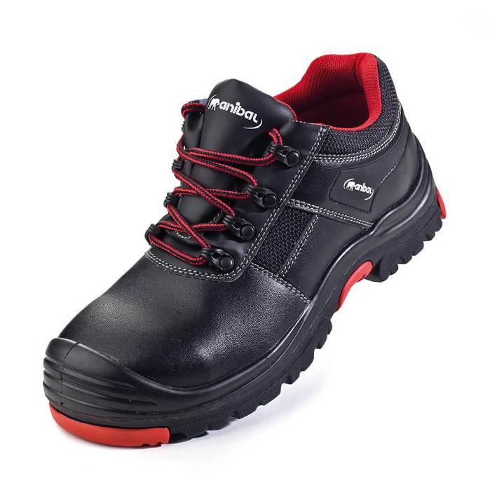 Zapato Seguridad mod. 'ADRIANO' 1688-ZGNR