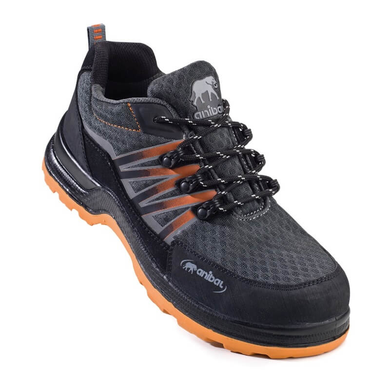 Zapato Seguridad mod. 'TELEMACO' 1688-ZTT