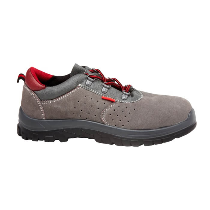 Zapato de serraje Bellota Ref.72305 S1P